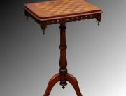 Colonial Cedar Games Table