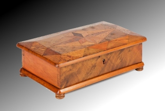 William Norrie New Zealand Specimen Woods Box