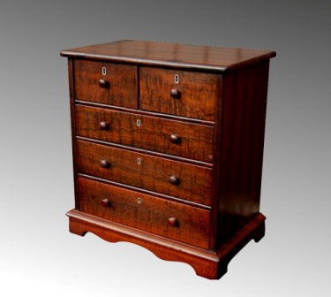 Cedar Apprentice Chest of Drawers