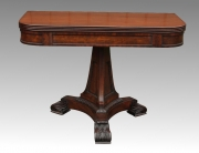 William Trotter Card Table