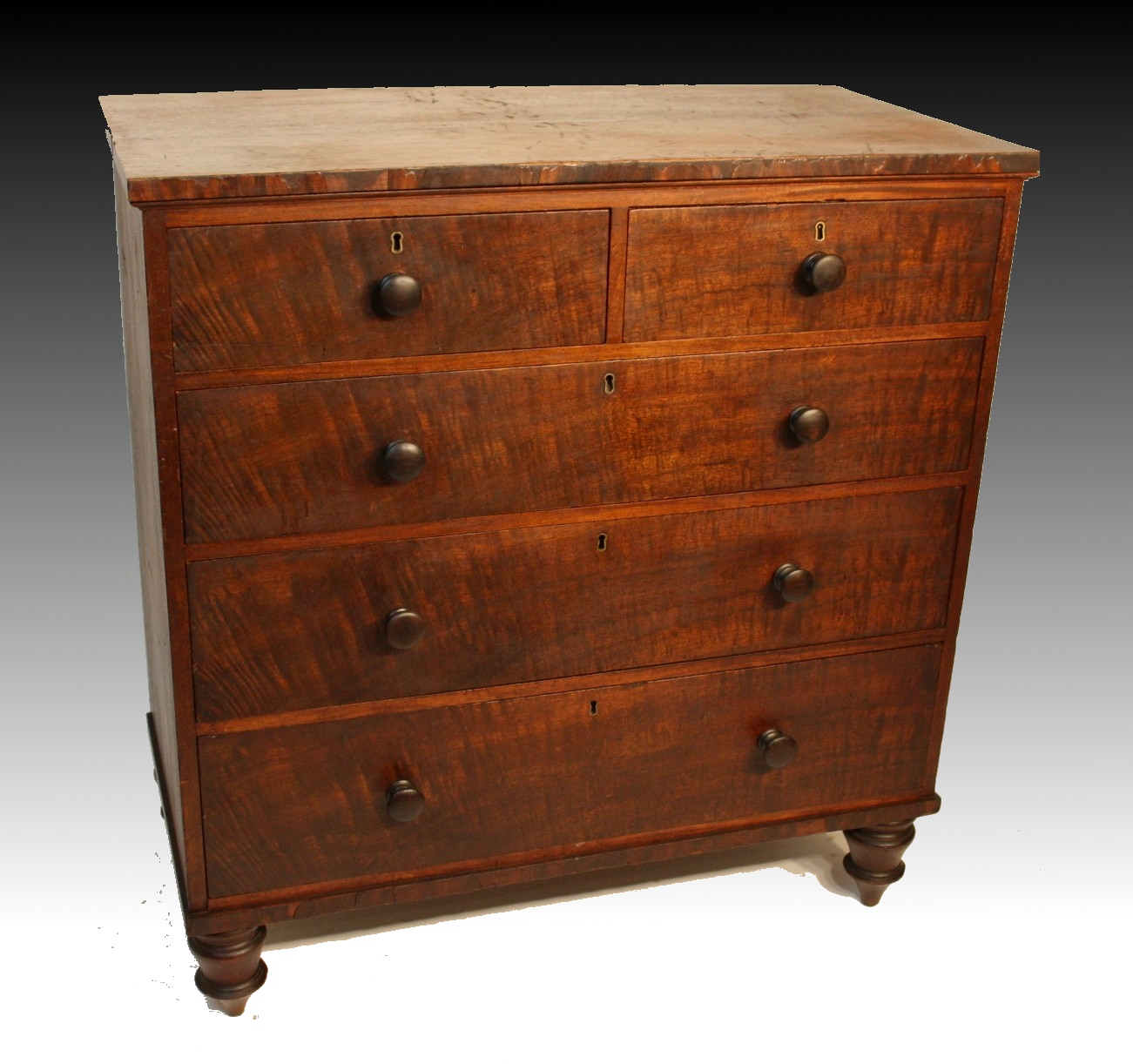 Tasmanian Cedar Chest of Drawers 1830